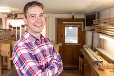 Roy Leuenberger, Unternehmer und Skientwickler